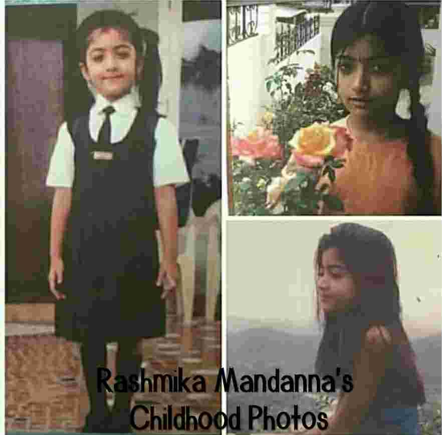 childhood-photo-of-Rashmika-Mandanna