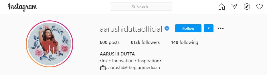 Arushi-dutta-instagram
