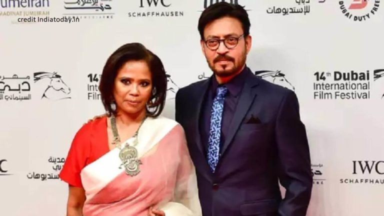 Sutapa Sikdar (Irrfan Khan's Wife) Biography, Family, Children, Age & More