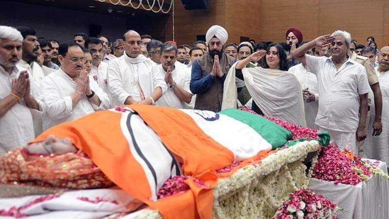 Sushma-Swaraj-funeral