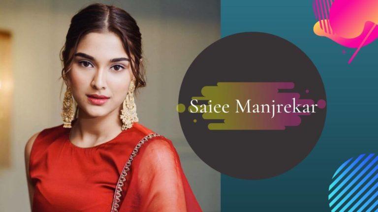 Saiee Manjrekar Wiki, Biography, Instagram, Age, Family, Movies, Hot Pics