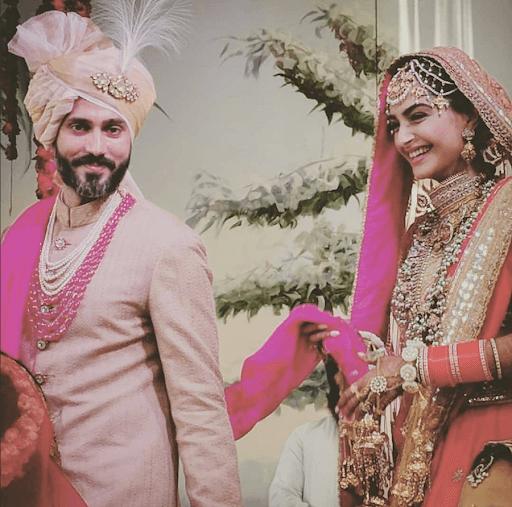 Sonam-Kapoor-wedding-pics
