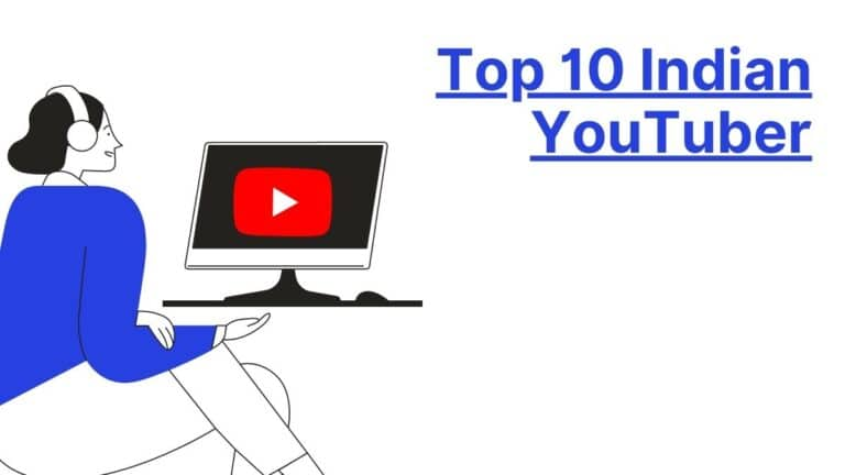 Top 10 Indian YouTubers – Latest List With Earnings 2020