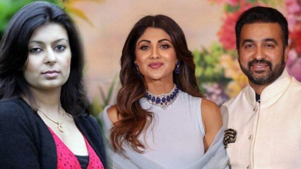 Kavita-Shilpa-and-Raj-Kundra
