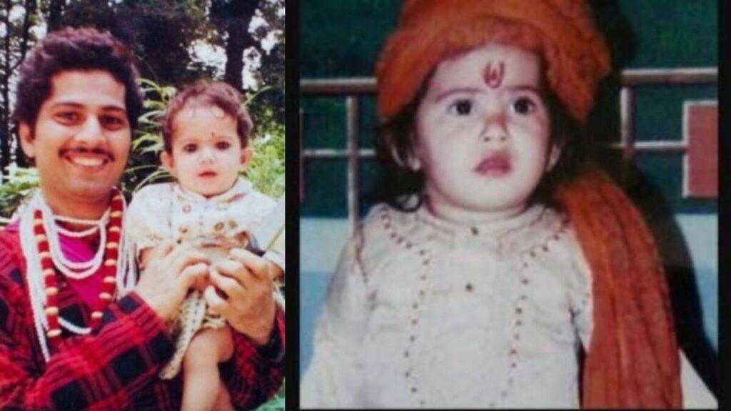 Jaya-Kishori-Ji-Childhood-photos