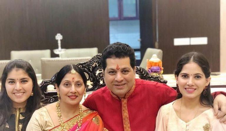 Jaya-Sharma-Family