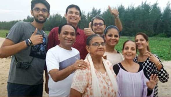 Rupal-Patel-Family