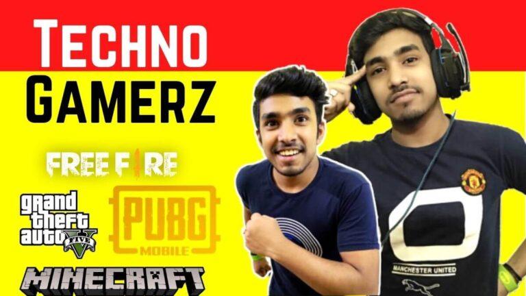 Techno Gamerz (Ujjwal Gamer) Wiki, YouTube, Net Worth, Family & More