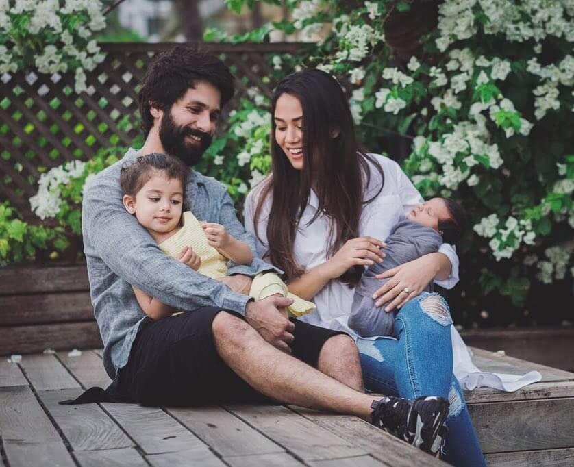 Zain-Kapoor-family