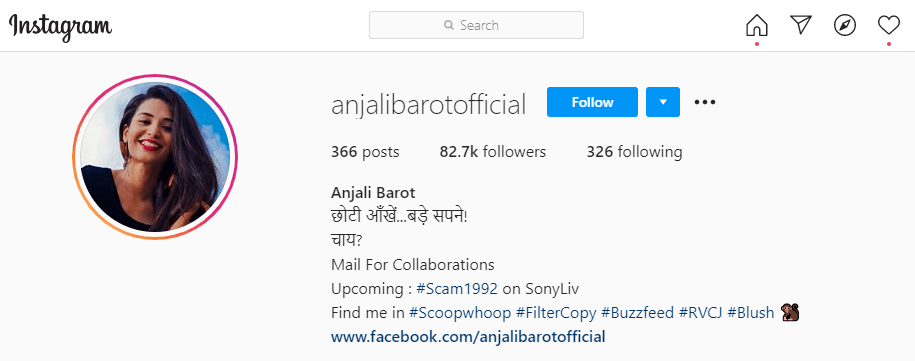 Barot-Instagram