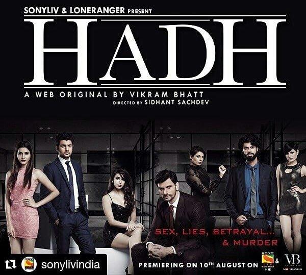 Hadh-web-series