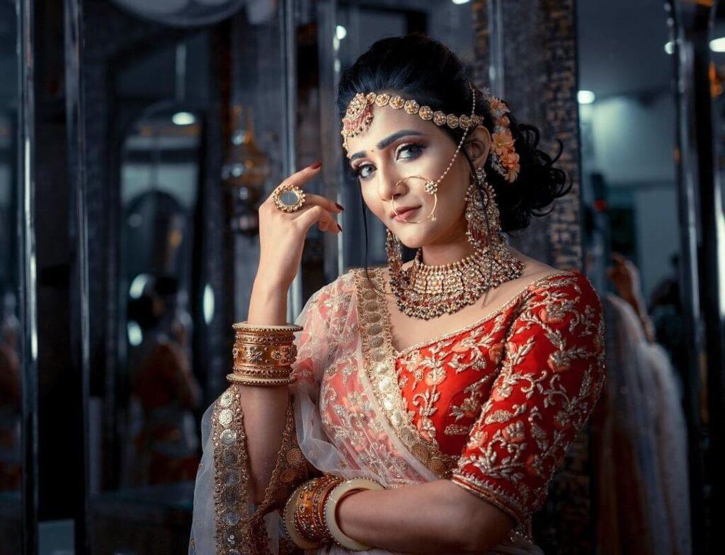 in-Bride-look