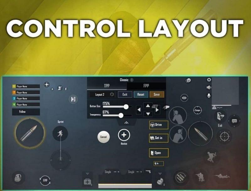 Soul-viper-control-layout-and-senstivity-setting