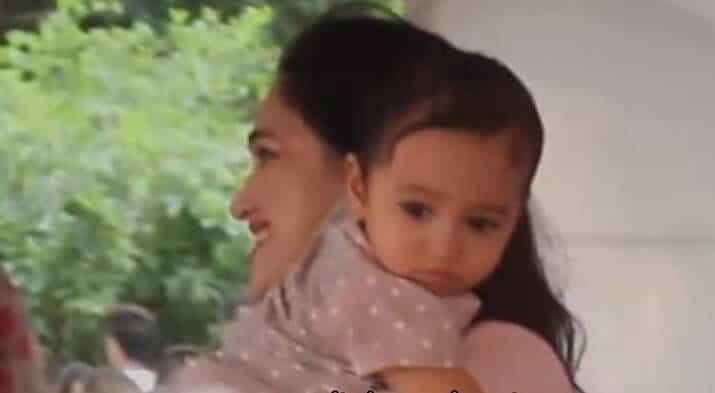 Disha-Vakani-daughter-photo