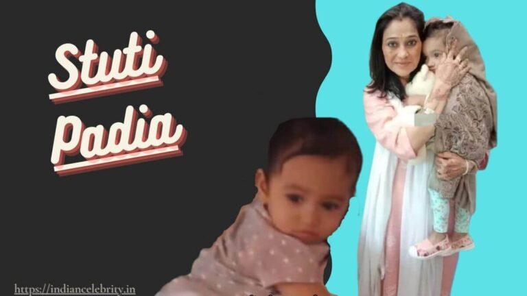 Stuti Padia (Daya Vakani's Daughter) Wiki, Age, Birthday & More