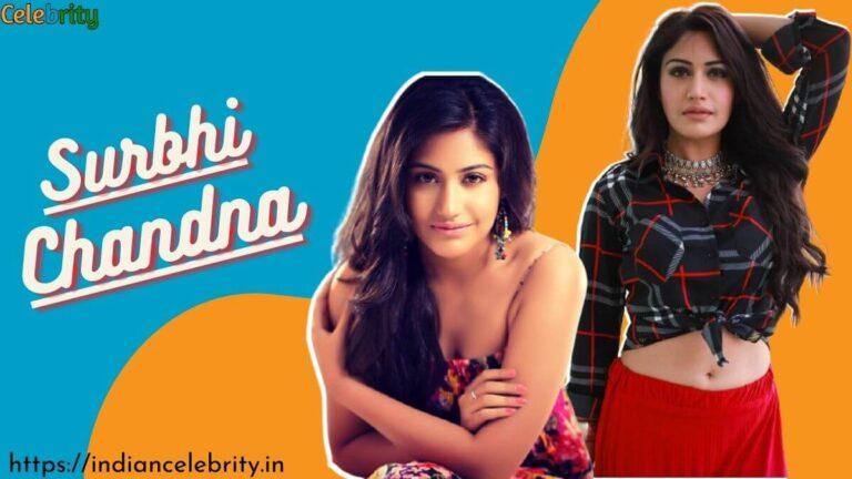 Surbhi Chandna Wiki, Age, Instagram, Twitter, Awards, Hot Photos