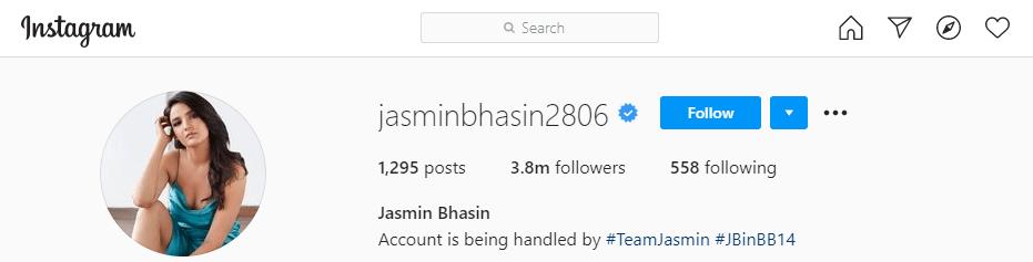 jasmin-bhasin-instagram
