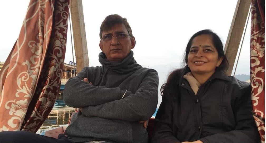 Pankhuri-parents
