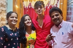 Vaishnavi-Chaitanya-Family