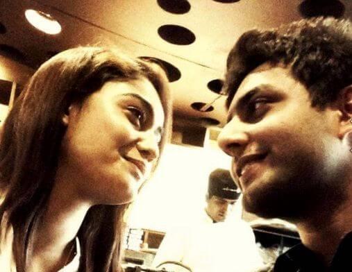 Tridha-Choudhury-with-Akash-Chatterjee